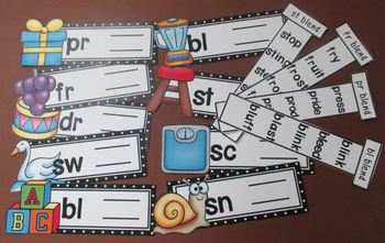 Blends Picture Sliders Set