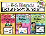 Blends Picture Sort Bundle (L-Blends, R-Blends, S-Blends P