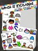 Blends Picture Sort Cards for Guided Reading