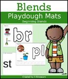 Blends Playdough Mats