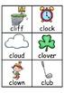 Blends - Pocket Chart Cards