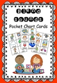Blends - Pocket Chart Cards