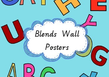 Blends Posters (A4)