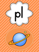 Blends & Digraph Posters Display - Beginning blends S, L & R & digraphs