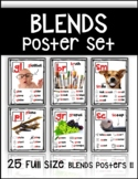 Blends Posters with Real Life Pictures