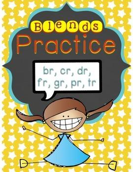 Blends Practice - R