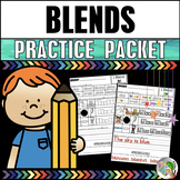 Blends Practice Packet