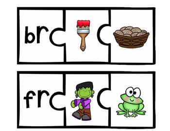 Blends Puzzles