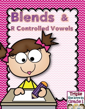 Blends & R Controlled Vowels