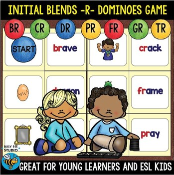 Blends -R- Domino Game