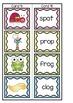 Blends - Read Flip Write Activity Cards - ccvc and cvcc