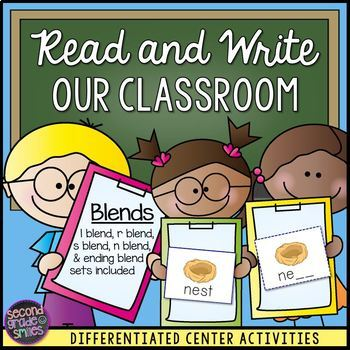 Blends Read and Write the Room