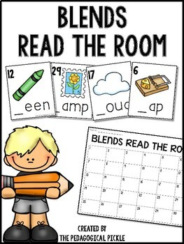 Blends Read the Room