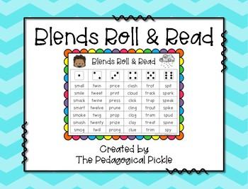 Blends Roll & Read