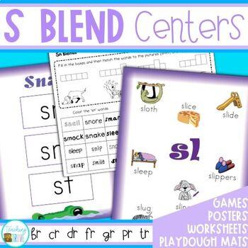 Blends - S blends