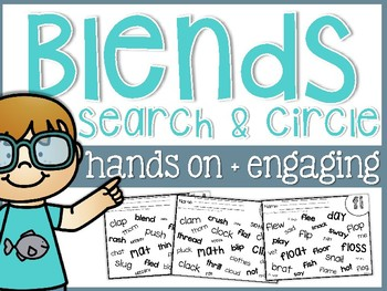 Blends Search and Circle