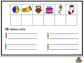 Beginning Blends Activities | Secret Words L, R, S Blends