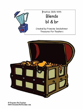 Blends Set - bl and br