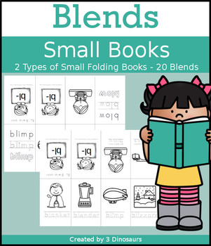 Blends Small Books