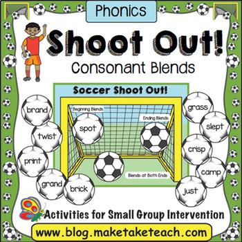 Blends - Soccer Shoot Out!