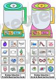 Blends Sorting Mats - 20mats+120cards
