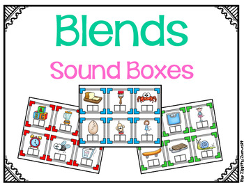 Blends Sound Boxes