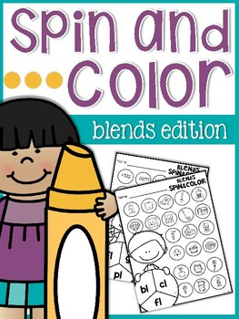 Blends Spin and Color