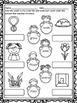 """Springtime Bundle """"L, R, and S Blend Worksheets"""""""