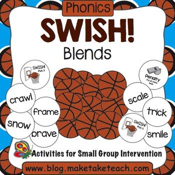 Blends- Swish! A Basketball Game