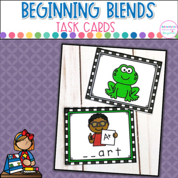 Blends Task Cards