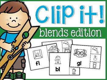 Blends Team Clip It!
