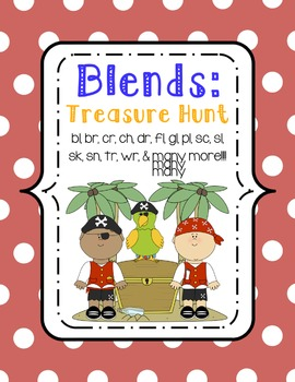 Blends: Treasure Hunt [21 Blends]