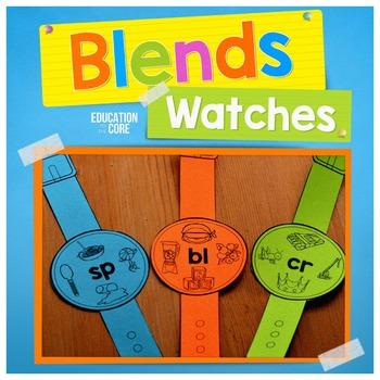 Blends Watches   Blends Activities