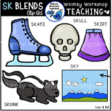 Blends With SK Clipart