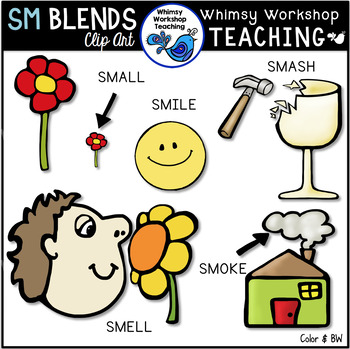 Blends With SM Clipart