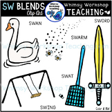 Blends With SW Clipart