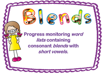 Blends Word Lists