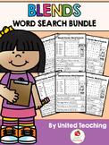Blends: Word Search Bundle
