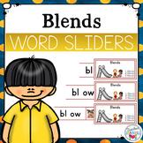 Blends Word Sliders