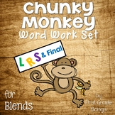 Blends Word Work Set
