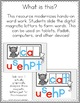 Blends Digital Word Work Cards- Paperless Phonics Centers