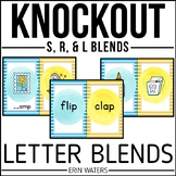 Blends Words KNOCKOUT {Words and Pictures}