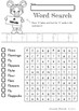 Blends Worksheet - Word Searches