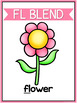 L Blends Worksheets - Fl Words