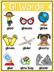L Blends Worksheets - Gl Words