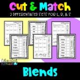 Cut & Match: Blends & Digraphs Vol. 1
