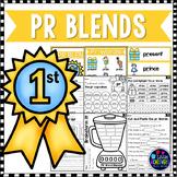 R Blends Worksheets - Pr Blend Words