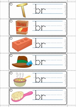 5 letter words starting with br blends worksheets and activities br by lavinia pop tpt 25964 | original 2540156 4