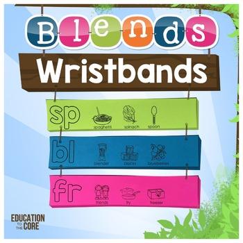 Blends Wristbands | Blends Activities