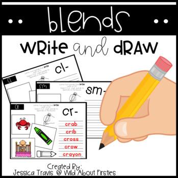 Blends * Write & Draw